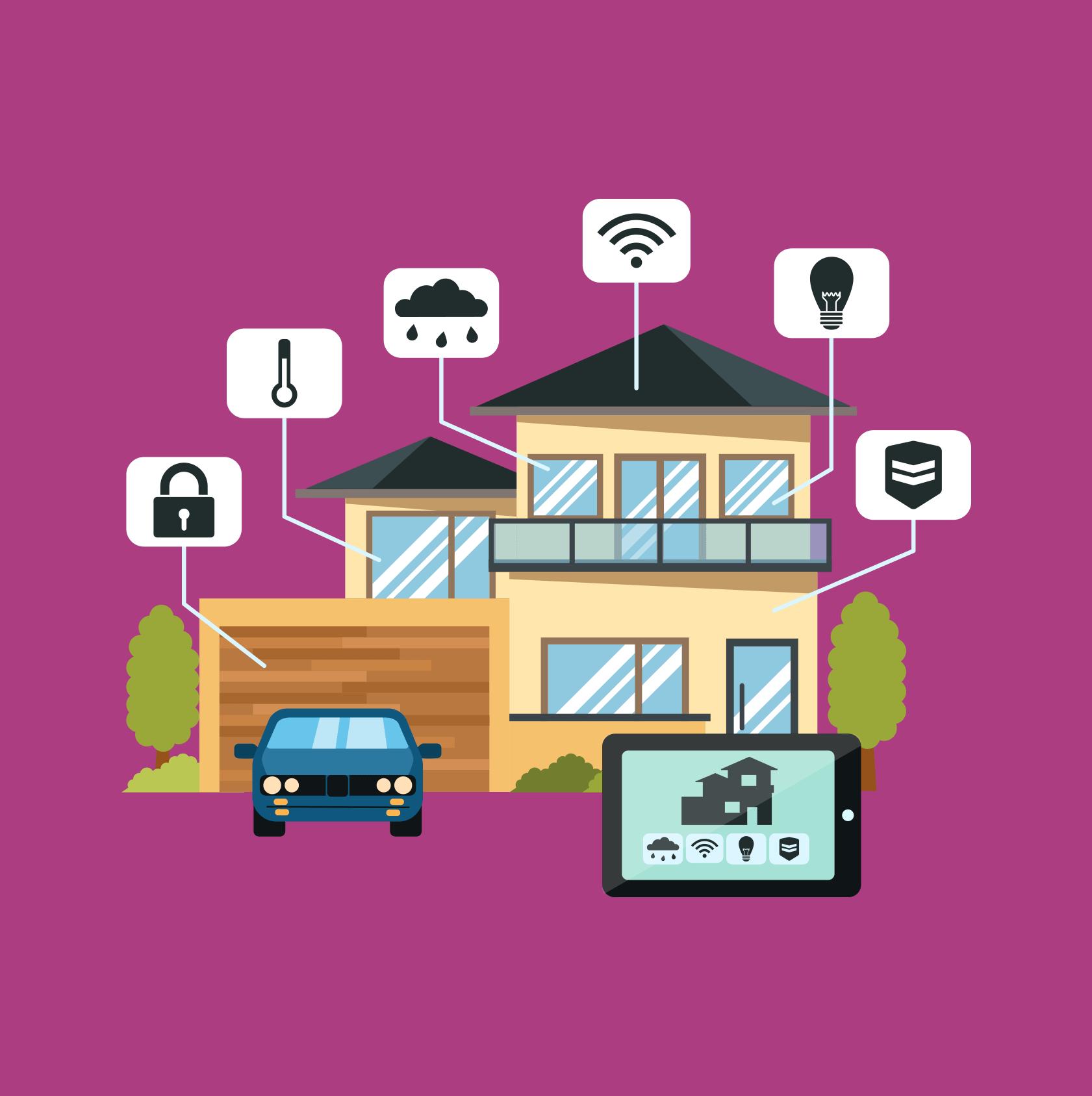 IoT Development for Intelligent Appliance