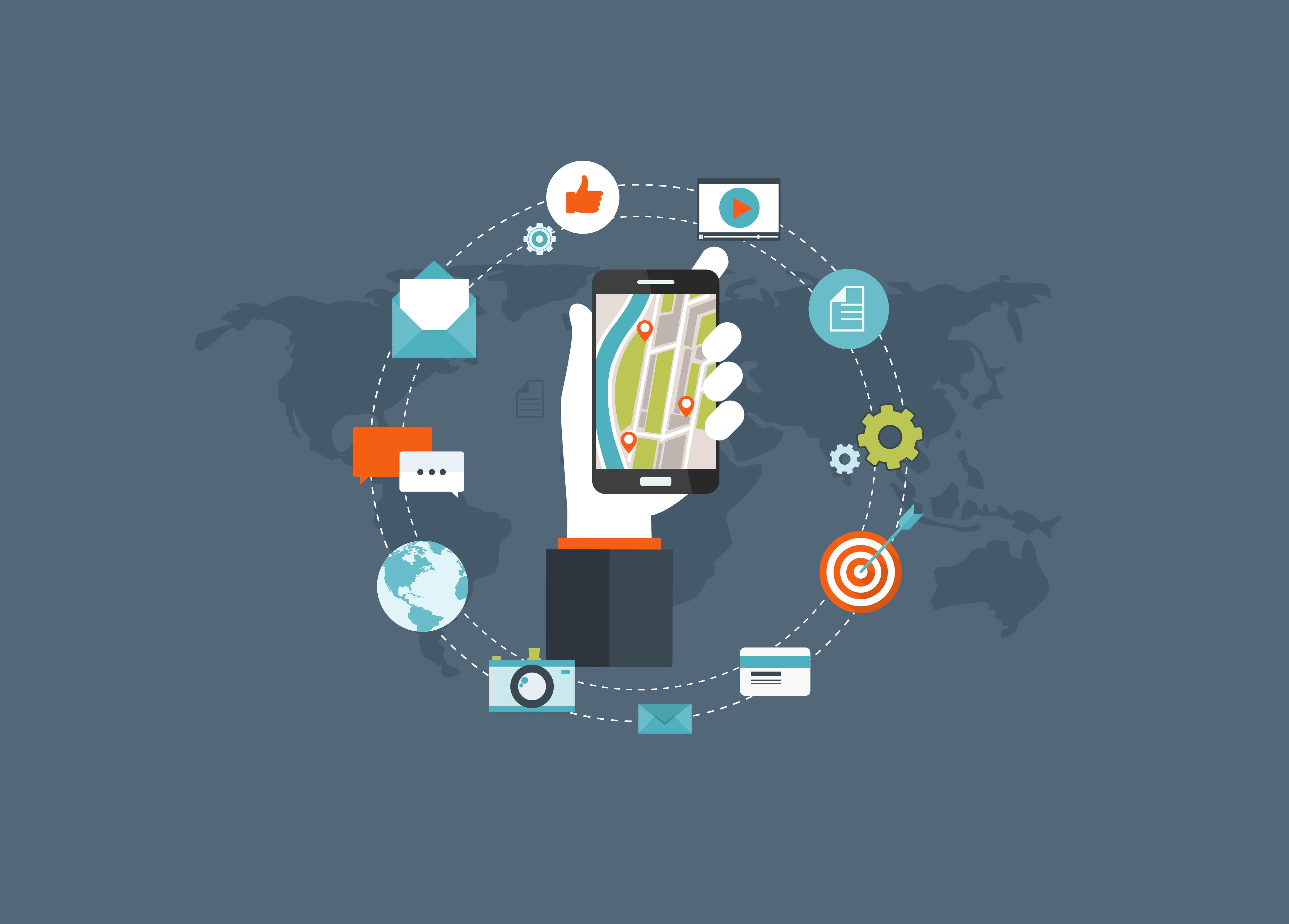 IoT Development for Sharing Economy